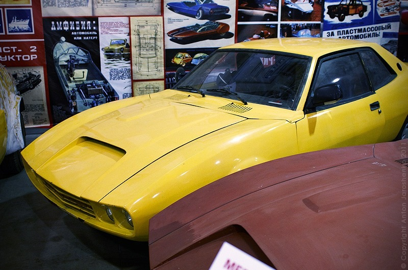 автомобиль Протон 1985
