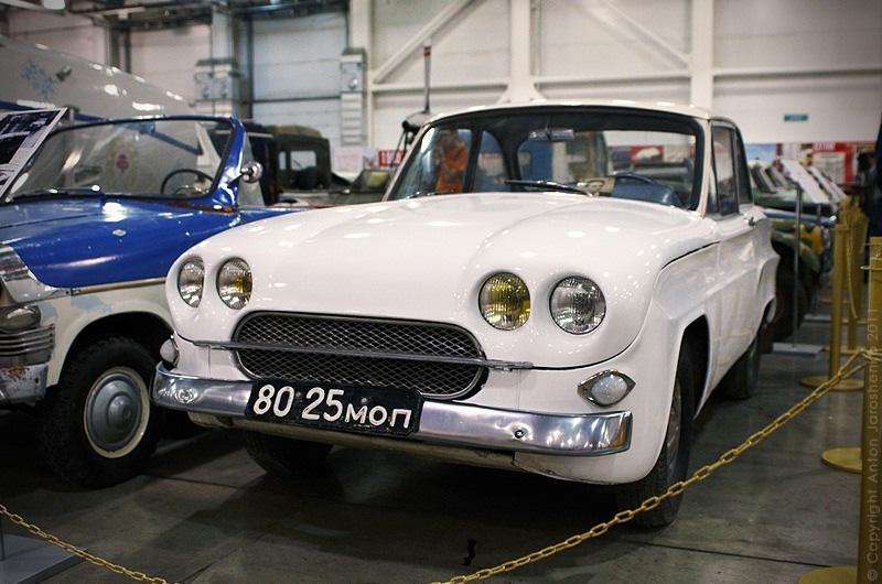 Труд 1964 самодельные автомобили